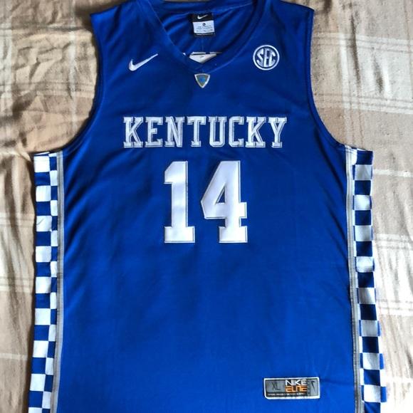 best website f4c6b 5ac1f BRAND NEW Kentucky Wildcats Tyler Herro Jersey NWT